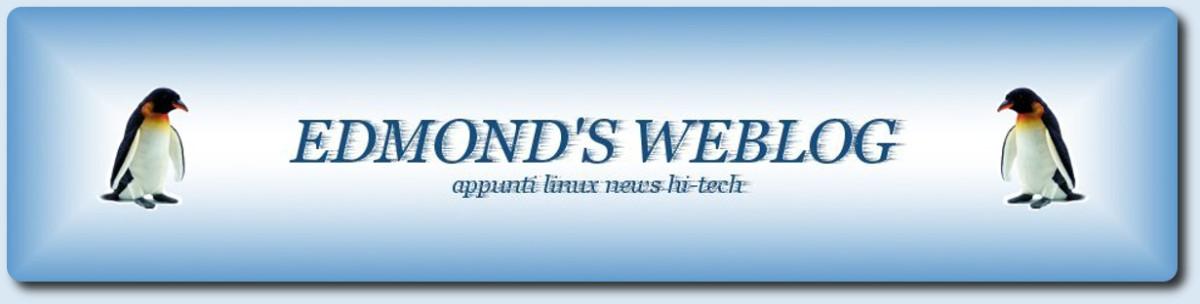 Edmond's Weblog