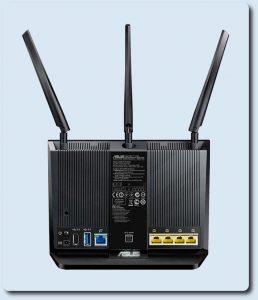 Installare Rsync su Router Asus RT-AC68U e DD-WRT