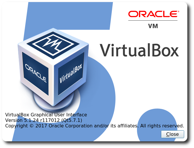 Oracle Virtualbox 5.1 su Debian Stretch-Buster