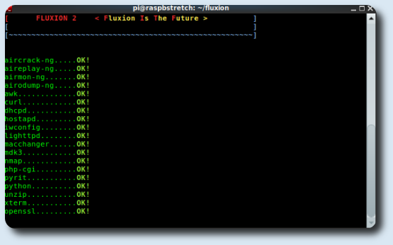 Installare Fluxion su Debian Stretch