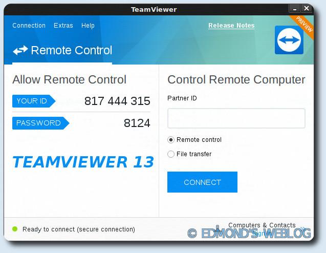 Teamviewer 13 su Debian Stretch e Buster