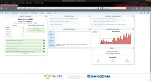 Configurazione Trunk PJSIP Messagenet e Freepbx 14